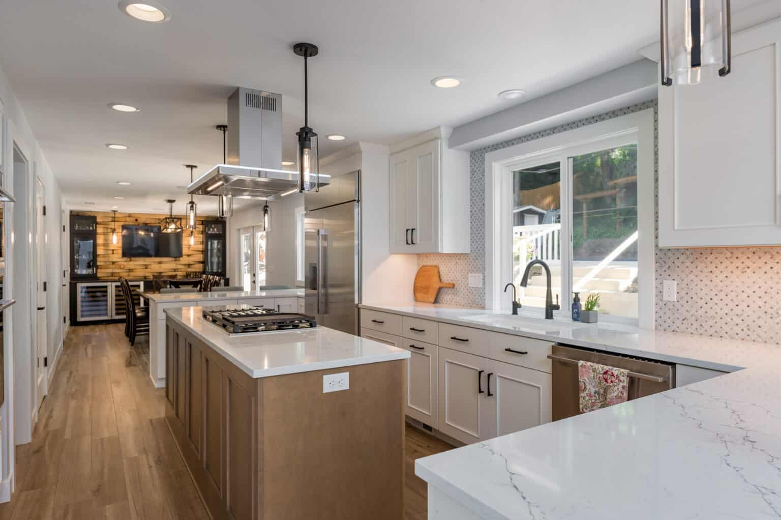 TWO TONED KITCHEN REMODEL 3