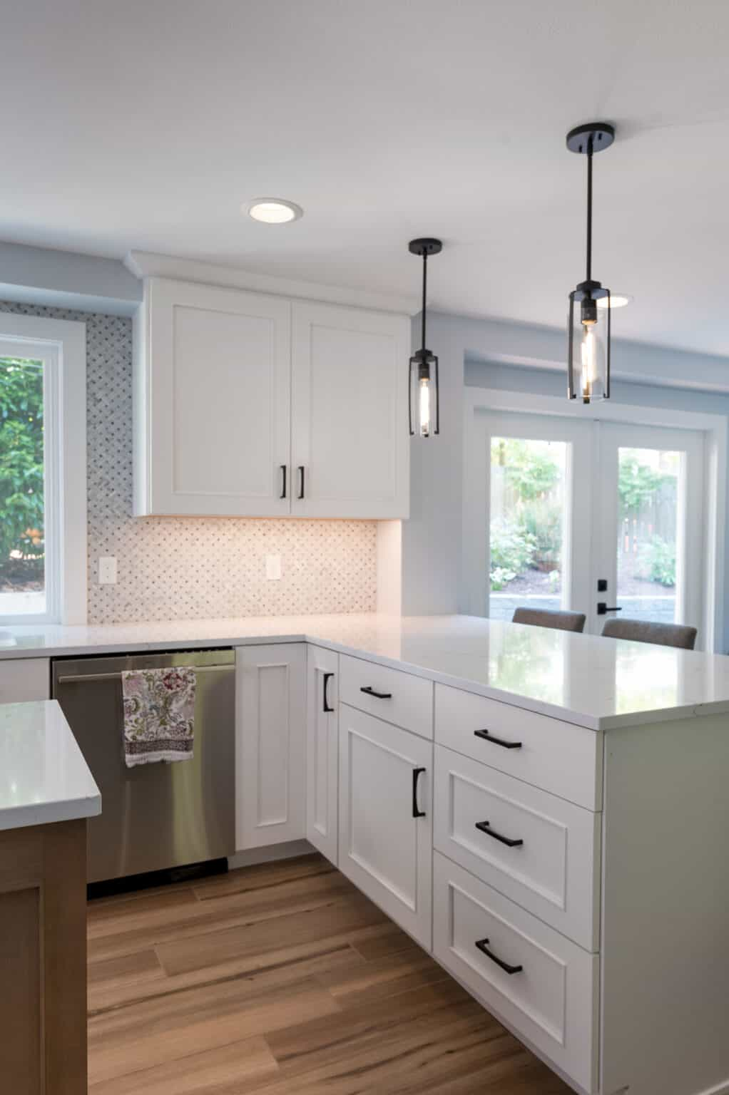 TWO TONED KITCHEN REMODEL 5