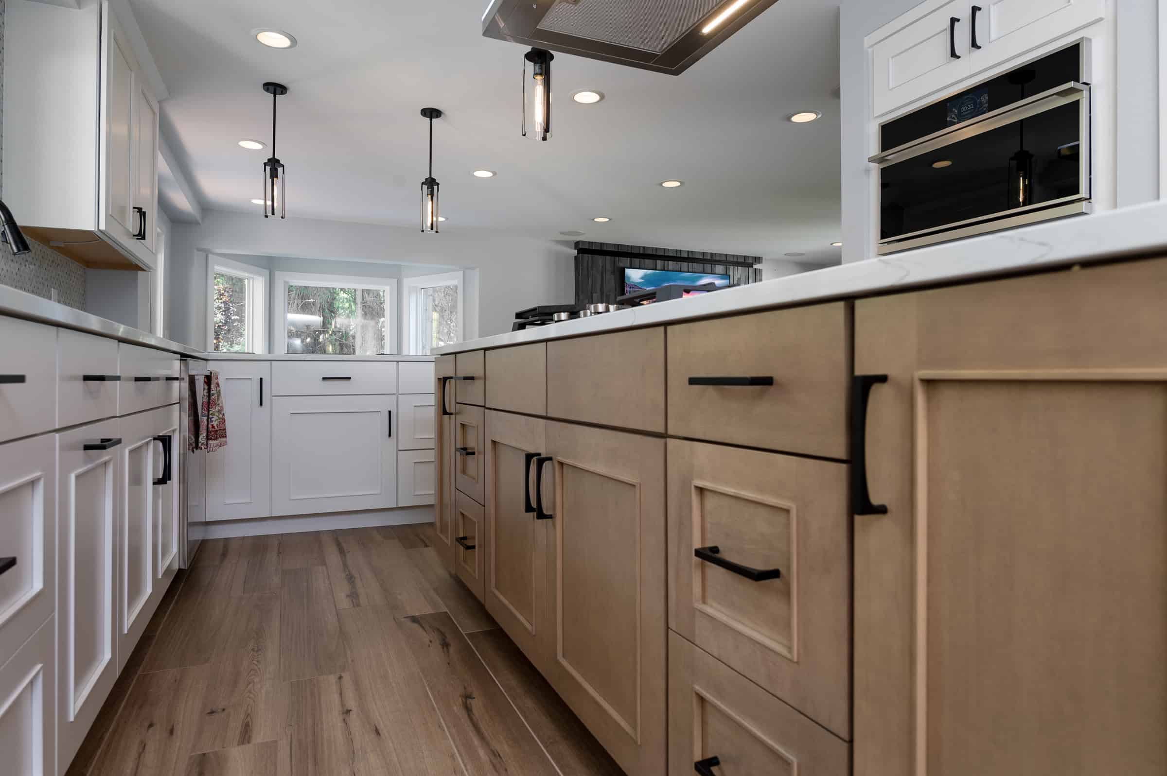 TWO TONED KITCHEN REMODEL 6